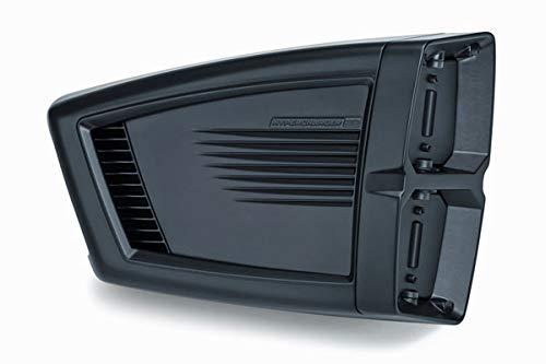 KURYAKYN(クリアキン) ハイパーチャージャーES ブラック 17-19 ツーリングモデル用   B07924VWL8