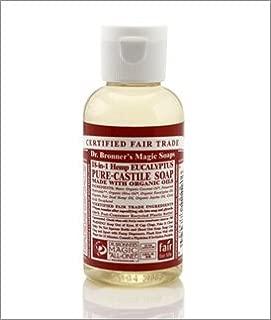 product image for Org Eucalyptus Oil Castile Soap-59 ml Brand: Dr. Bronners Magic Soap