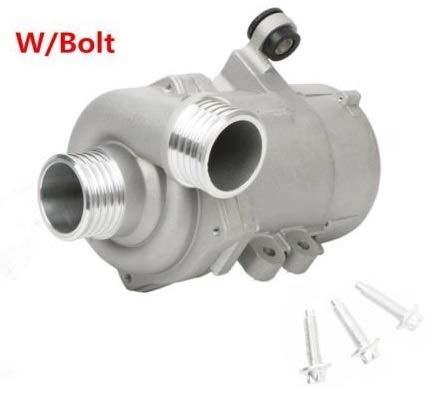 08 x5 bmw water pump replacement - 2