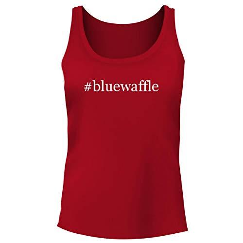One Legging it Around #bluewaffle - Women's Hashtag
