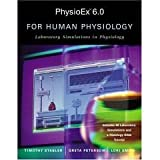 img - for PhysioEx 6.0 for Human Physiology: Laboratory Simulations in Physiology book / textbook / text book
