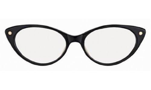 Tom Ford FT5189 Eyeglasses-001 Shiny - Eye Prescription Tom Cat Glasses Ford