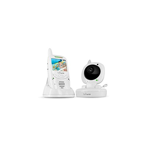 Levana Jena Digital Baby Video Monitor with 8 Hour Rechargea