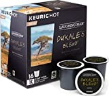 Laughing Man Dukale's Blend Coffee Keurig K-Cups, 96 Count