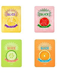 A'PIEU Slice Sheet Mask - 4 Sheets