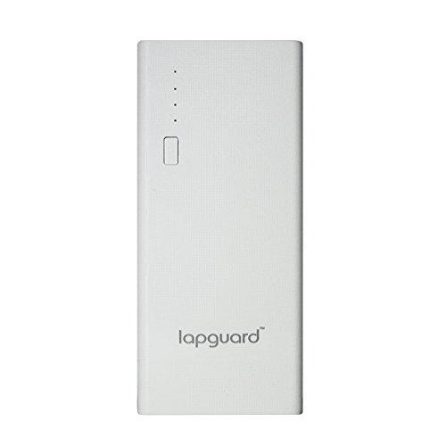 Lapguard 10400 mAh Lithium Ion Power Bank LG514  White