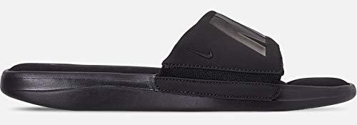 Nike Men's Ultra Comfort 3 Slides (6, Black/Black) ()