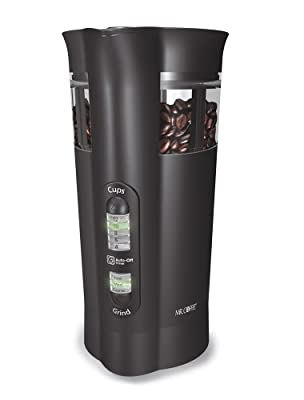 Mr. Coffee Electric Coffee Grinder with Chamber Maid Cleaning System by Mr. Coffee