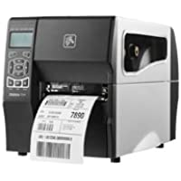 Zebra Technologies ZT23042-T0E200FZ Series ZT230 Direct Thermal/Thermal Transfer Industrial Printer, 203 DPI, 4 Max Print Width, Euro and UK Power Cord, Serial/USB/10/100 Ethernet, ZPL