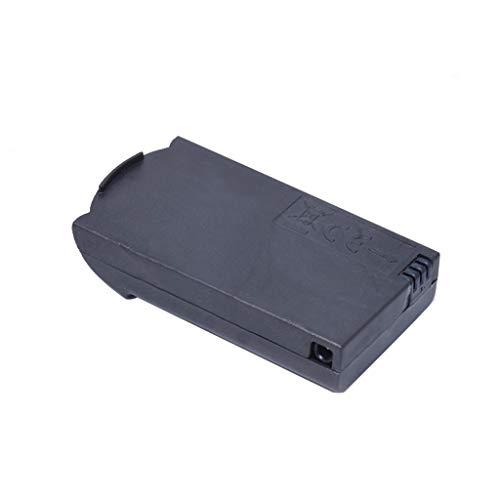- Lipo Battery, Drone 3.7V 650mah Li-Po Battery Spare Parts for KAIDENG K80 Quadcopter (Black)