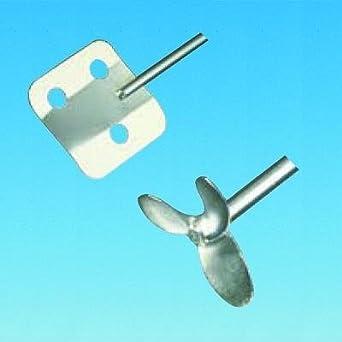 13550-34 - Stirring Shaft, Pitched Blade Impeller - Stirring Shaft