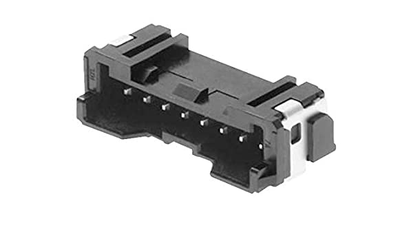 Wire-To-Board Connector 505578-0871 8 Contacts Micro-Lock PLUS 505578 Series Pack of 100 Surface Mount Header 2 mm 505578-0871