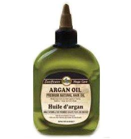 Difeel Premium Natural Hair Oil - Argan Oil 8 oz. Fiske Industries