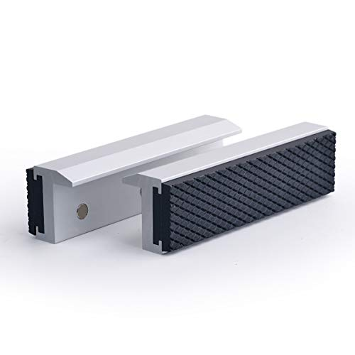 Vibrant Performance 20990 Billet Aluminum Vise Jaw