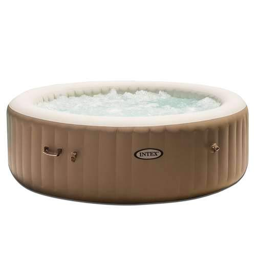 Intex 85in PureSpa Portable Bubble Massage Spa Set