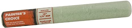 Wooster Brush R276-9 Painter's Choice Roller Cover, 1/2-Inch Nap, 9-Inch