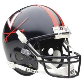 NCAA Virginia Cavaliers Replica Helmet
