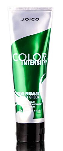 Joico Vero K-pak Intensity Semi-permanent Hair Color Kelly Green, 4 Ounce (Vero K Pak Color Intensity Semi Permanent)