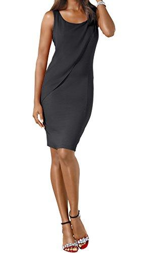 Kleid Jersey Chifo Gr 0617155174 40 AM Marken Schwarz 42 g7qwn4FE