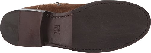 Vicky Suede Oiled Chestnut Frye Soft Engineer Stud Womens 6qCwP1
