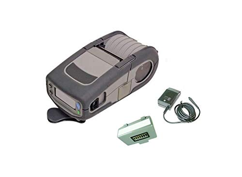 QL220 Plus Barcode Label Printer, Wireless WiFi (b/g), 2 Inch, Direct Thermal, USB Comm Port, Belt Clip, Charger