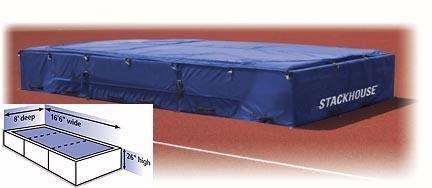 チャレンジャーHigh Jump LandingシステムPit – 8 ' x 16 ' 6