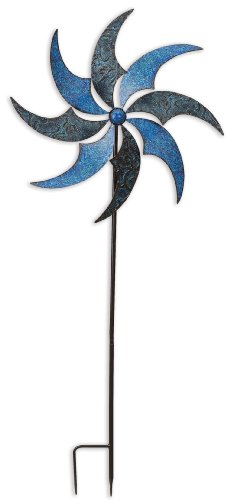 91454 Dragons Wing Spinner, 42-Inch (Style Stainless Steel Pinwheel)