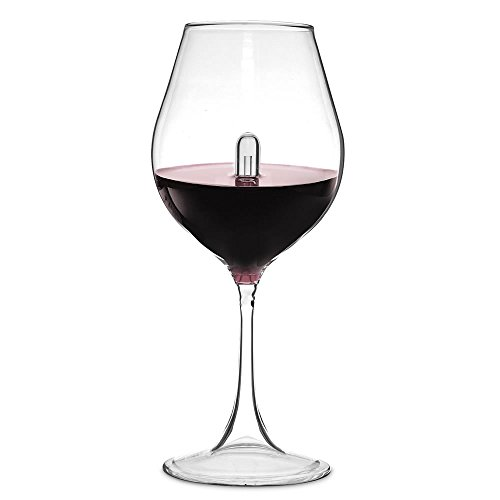 April Fool's Day - The Pythagorean Wine (Liquid Filled Glass Pipe)