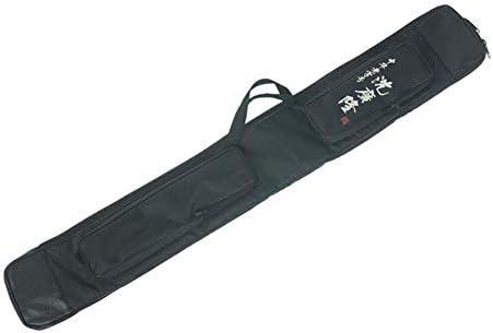 Fcloud Bolsa para Llevar la Espada Taichi - Estuche para Llevar la Espada de Doble Capa de 47 Pulgadas Estuche para Armas de Artes Marciales: Amazon.es: Hogar