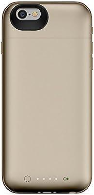 Mophie Juice Pack Air - Carcasa con batería para Apple iPhone 6, 2750 mAh, color dorado: Amazon.es: Electrónica