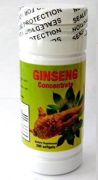 Cheap NCB American Ginseng Concentrate 200 Softgels