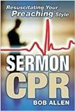 Sermon CPR, Bob Allen, 0834122111