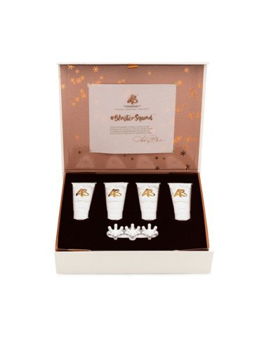 (Ashley Black Limited Edition FaceBlasterTM Gift Set )