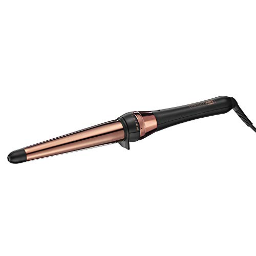 INFINITIPRO BY CONAIR Rose Gold Titanium Curling Wand