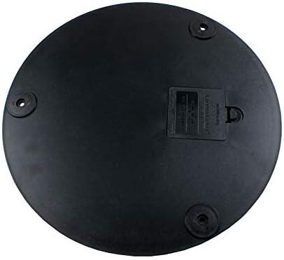 LotusGrill - Placa de suelo XL de repuesto con ventilador y caja ...