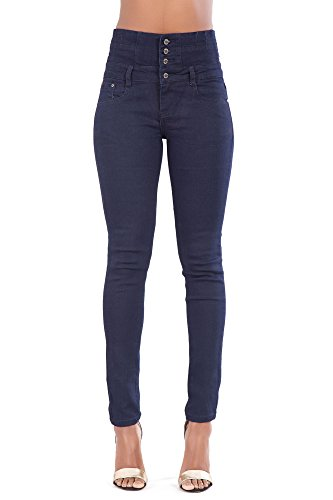 Lustychic - Jeans Donna Navy