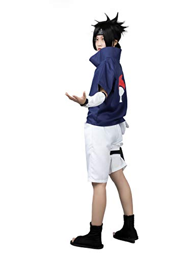 CosFantasy Japan Anime Sasuke Uchiha Cosplay Costumes 1st ver Outfits mp002815