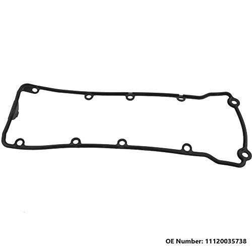 Acouto ACM Rubber Engine Valve Cover Gasket Seal Washer for E34 E36 E46 11 12 1 432 885, 11121432885