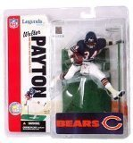 Walter Payton #34 Chicago Bears Dark Blue Jersey Six Inch Action Figure McFarlane NFL Legends Series 2