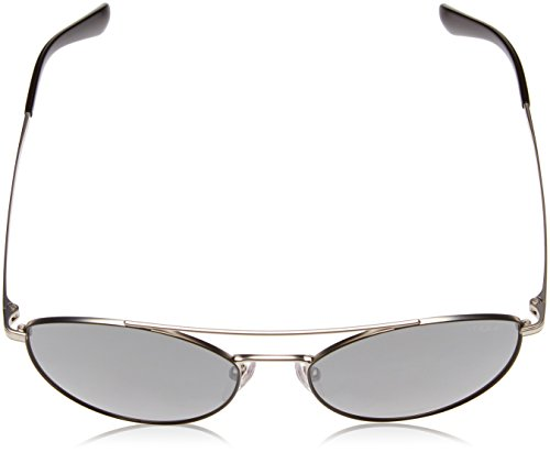 Sonnenbrille Vogue Matte VO4023S Silver Black dw8TUY1q