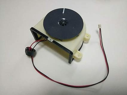 HBK - Conjunto de Ventilador Original para aspiradoras Ilife V3s Pro/v5s Pro/v5/v55/v5s/v50/x5: Amazon.es