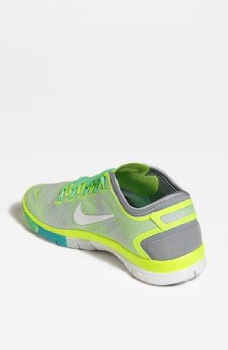 Nike Femmes Libres Connecter Des Chaussures De Course 555165-800 Sz 9.5