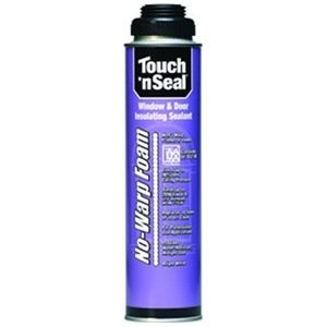 20 oz One Component Polyurethane Foam Sealant-No Warp Gun Foam, Pack of 12 by Convenience Products