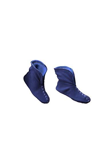 Calze In Per Antiscivolo Babbucce A Marina Pantofole Super Casa Morbido Raikou Reale Pantofola Donna Stivali Soffice blu 4C1wYqcR