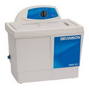 Branson Cleaner, M Series, 1.5 Gallon, Mechanical Timer by BRANSON CLEANING EQUIP CO