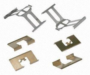 Carlson Quality Brake Parts 13235 Disc Brake Hardware Kit ()
