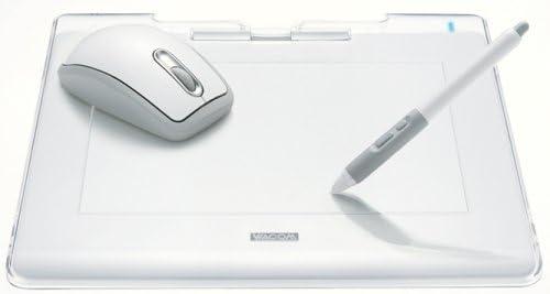 WACOM FAVO ペン&マウス・タブレット A5サイズ CTE-640/W0 ホワイト (ソフト5種類付属)