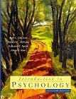 Introduction to Psychology, Atkinson, Rita L., 0155002872