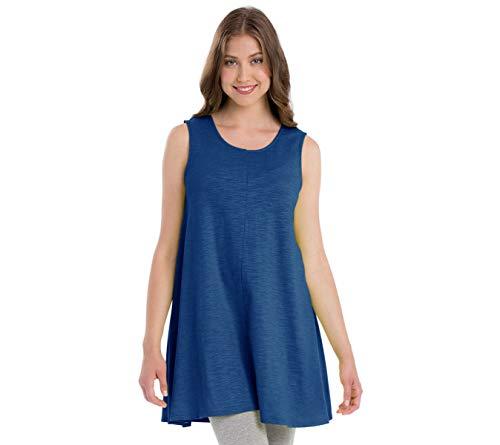 Mujer Sin Neon Azul Mangas Camisas Buddha Para 87PXxC