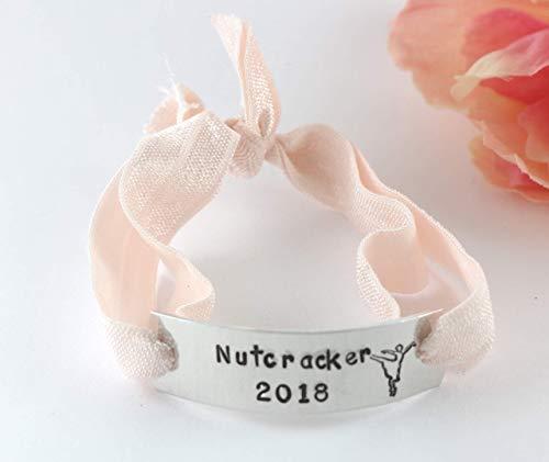 Nutcracker 2018 Stretchy Wrist Band Bracelet - Gift for Ballerina - Ballet Dancer - Dance - Nut Cracker